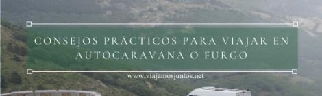 Viajar en furgo en autocaravana o furgo por la Comunidad de Madrid.