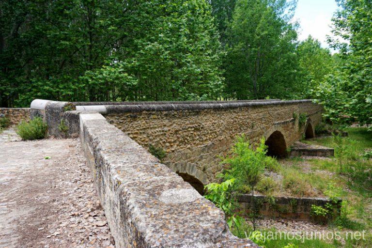 Puente romano, Talamanca del Jarama.