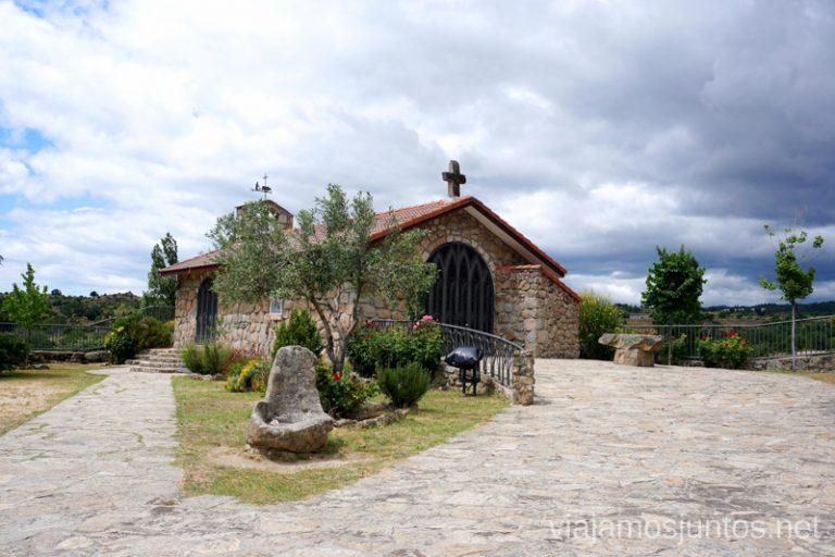 10 visitas sorprendentes en la Comunidad de Madrid: ermitas en la montaña.