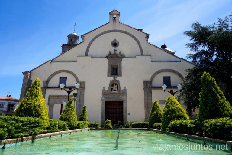 San Martín de Valdeiglesias.
