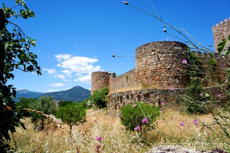 Castillo en San Martín de Valdeiglesias.