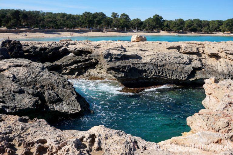 Cala Bassa, Ibiza. Qué ver y hacer en Ibiza, Islas Baleares.