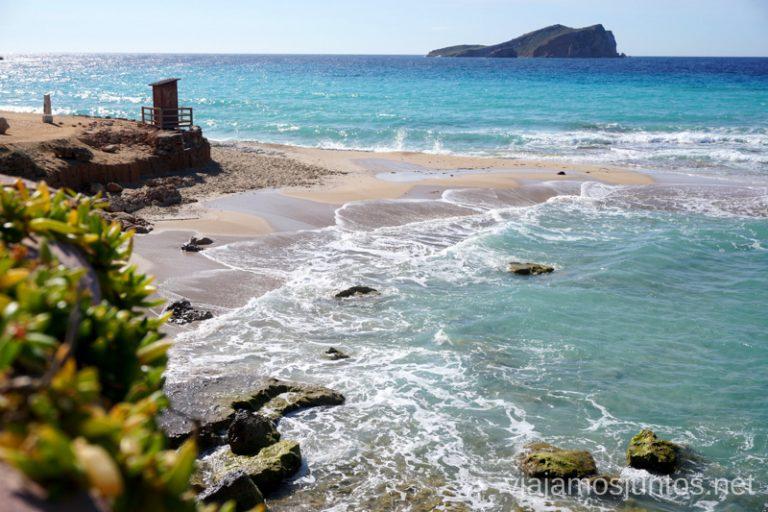 Cala Comte. Qué ver y hacer en Ibiza, Islas Baleares.