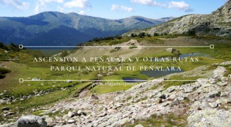 Ascensión a Peñalara y otras rutas. Parque natural de Peñalara.