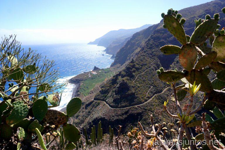 Rutas de senderismo en el Norte de La Palma.