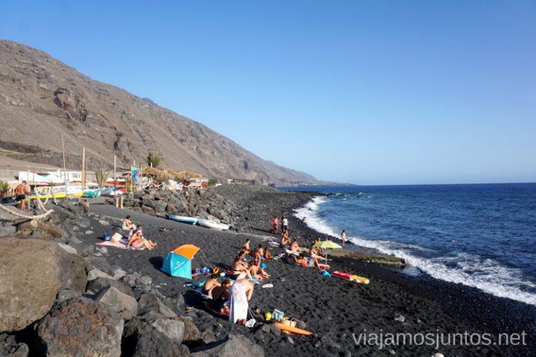 Playa de El Remo.