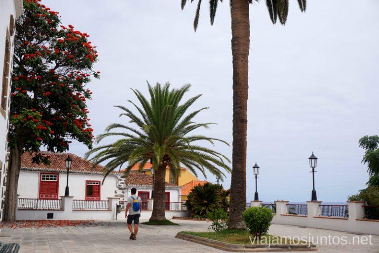 San Andrés, pueblo costero en La Palma.