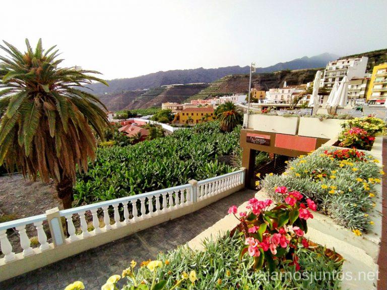 Tazacorte - uno de los pueblos bonitos de la Palma.