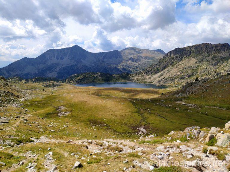 Ruta de senderismo al Estany de Montmalús, Andorra