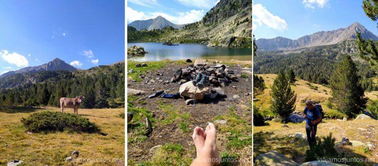 Estany Montmalús, Andorra.