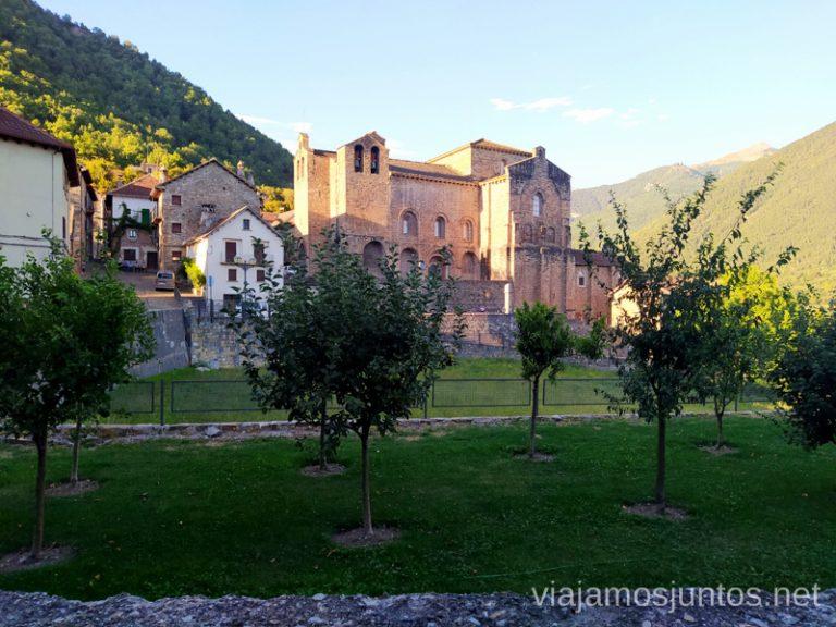Monasterio de San Pedro de Siresa.