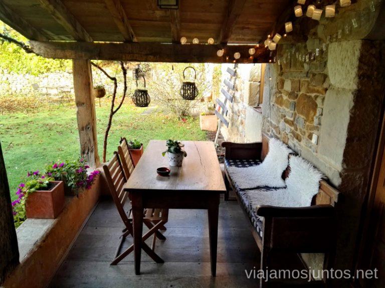 Casa Rural cerca del PN Gorbea. Rutas de senderismo en el País Vasco. Qué ver y qué hacer.