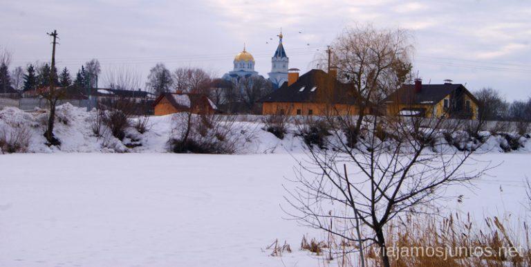 En invierno Ucrania tiene aún más encanto.