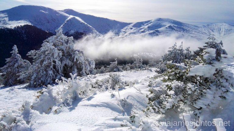 ¿Cuál es tu ruta invernal favorita?