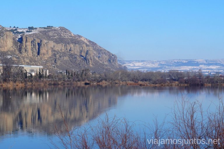 Laguna del Campillo, Rivas-Vaciamadrid. Rutas de senderismo en Parque Regional del Sureste.