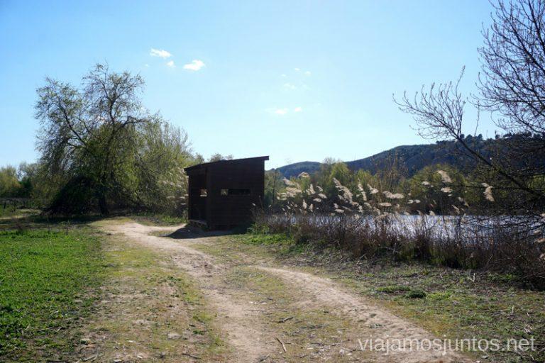 """Un """"hide"""" en Soto de las Juntas. Rutas de senderismo fáciles en Rivas-Vaciamadrid y sus alrededores."""