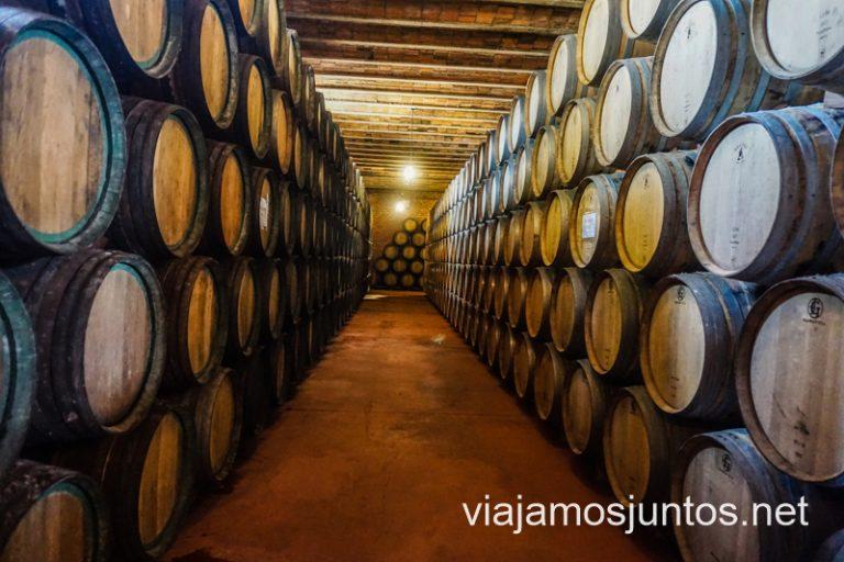 Cueva de crianza, Qué ver en la Ruta del Vino de Valdepeñas, Castilla-la Mancha.