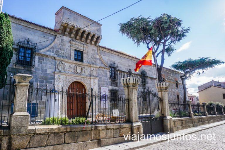 Palacio de Polentinos, Ávila.