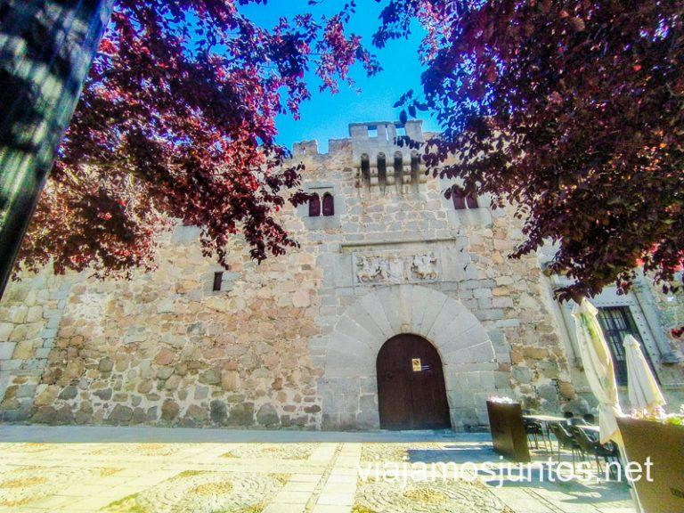 Palacio de los Dávila.