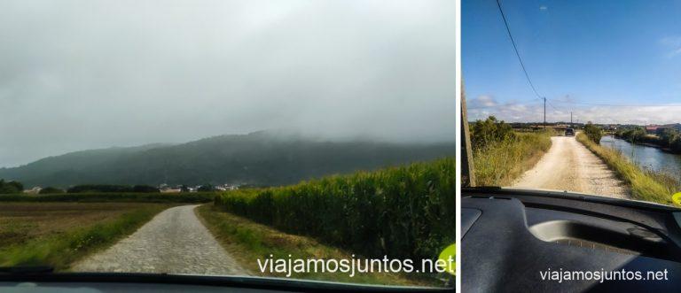 Carreteras costeras del Norte de portugal. Consejos prácticos para organizar el viaje por el Norte de Portugal.