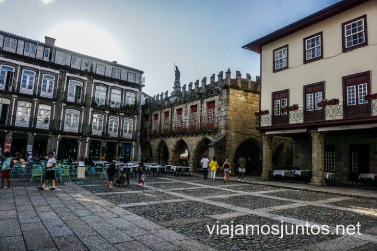 Ruta por el Norte de Portugal: Guimarães.