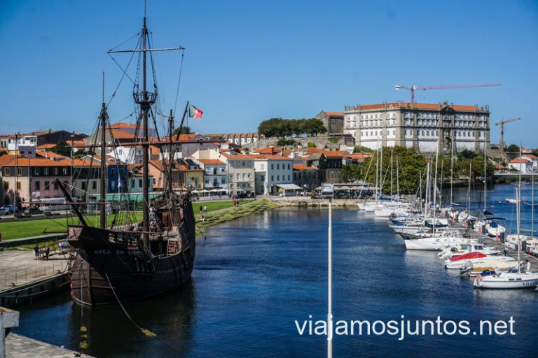 Vila do Conde. Viaje al Norte de Portugal.