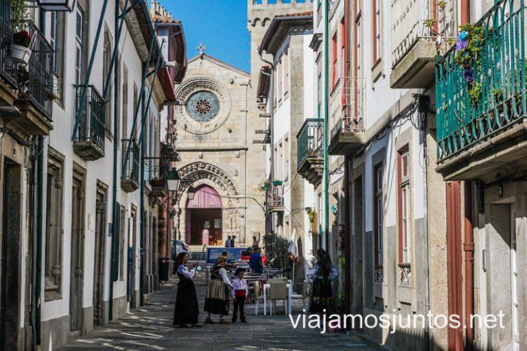 Viana do Castelo. Norte de Portugal.