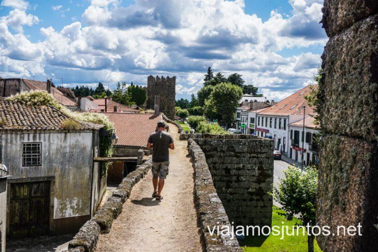 Las Murallas de Trancoso. Qué ver en el Norte de Portugal.