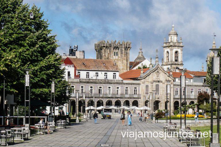Ruta por el Norte de Portugal: Braga.