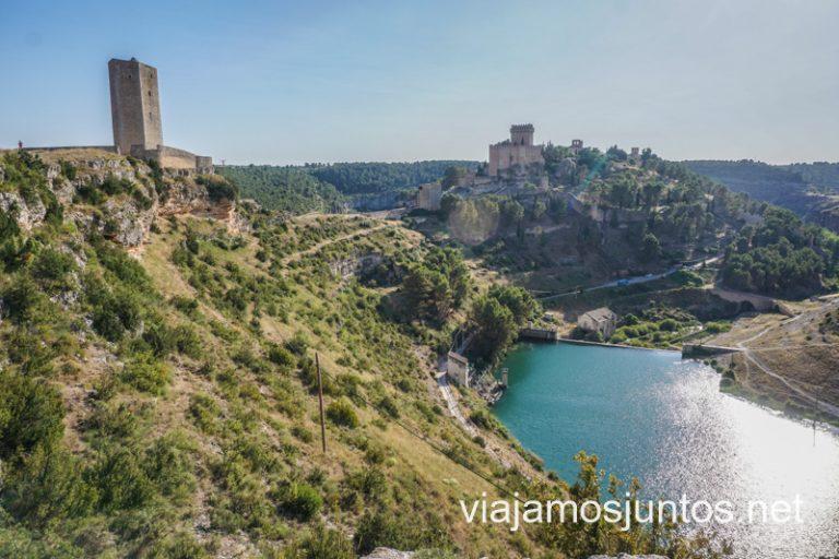 Ruta del Vino La Manchuela: Alarcón, Cuenca, Castilla-La Mancha.