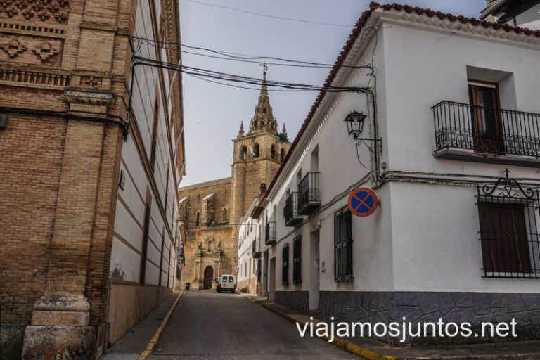 Villanueva de la Jara, La Manchuela, Castilla-La Mancha.