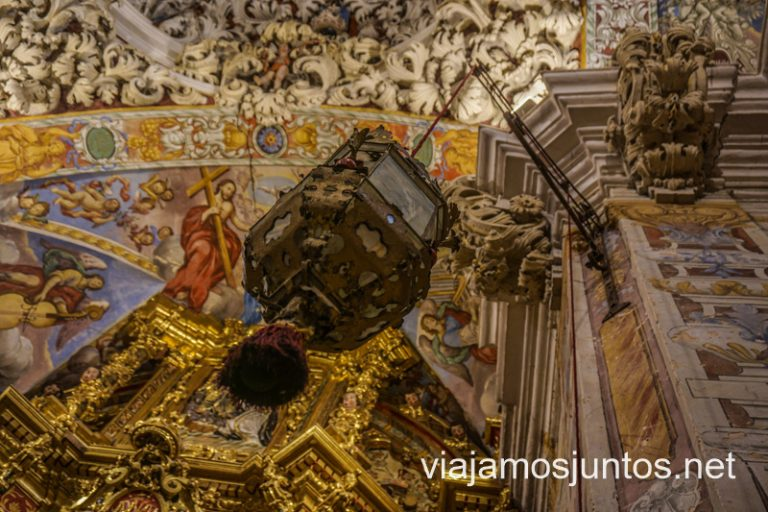 Basílica de Nuestra Señora de la Asunción. Ruta del Vino de la Manchuela.