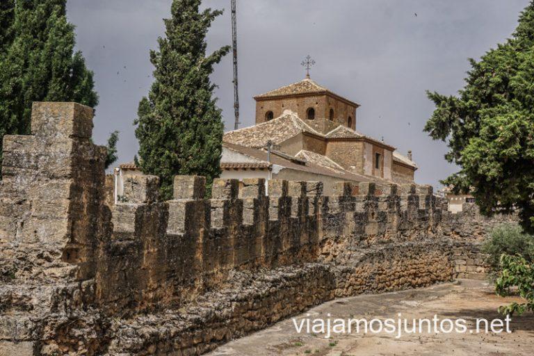 Pueblos con encanto en la Ruta del Vino La Manchuela, Castilla-La Mancha.