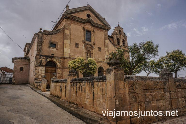 Iglesia del Carmen, Villanueva de la Jara, La Manchuela.
