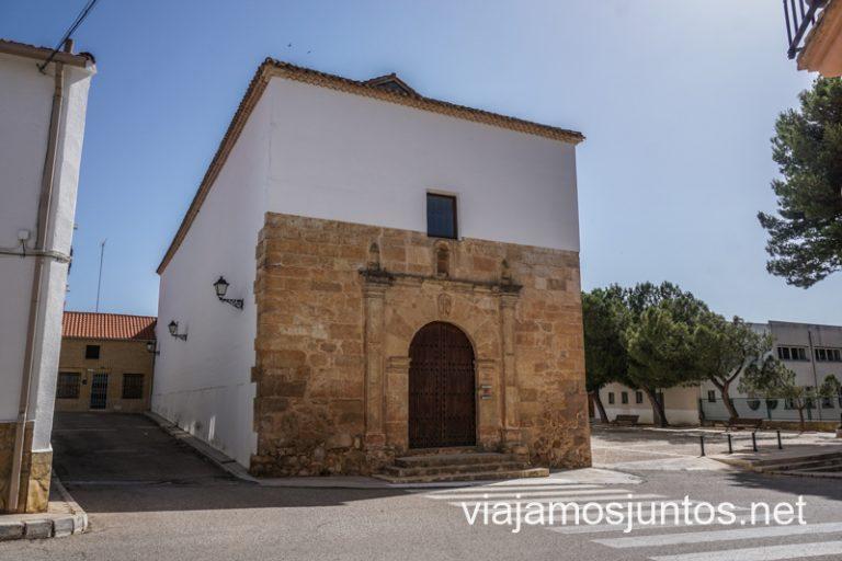 Museo Arqueológico de Iniesta. Ruta del Vino de la Manchuela, Castilla-La Mancha.