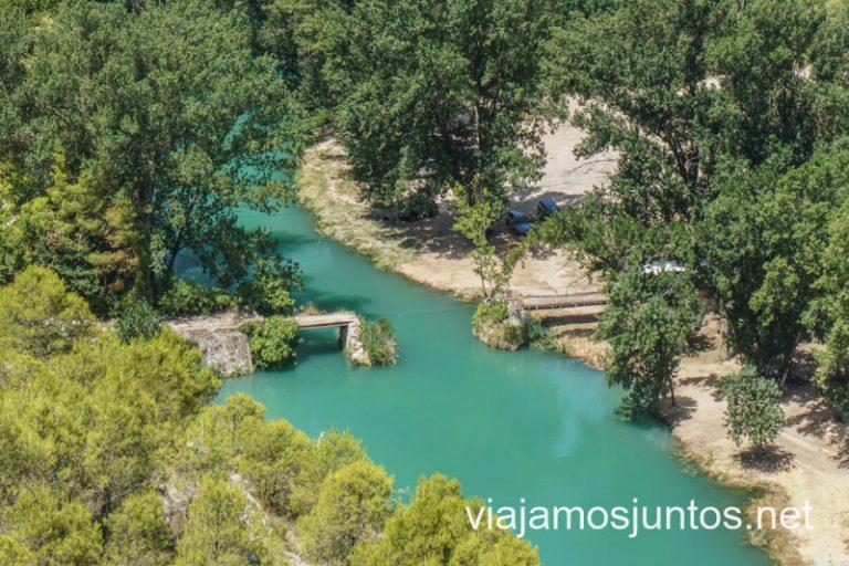 Mirador de Jorquera. Ruta del Vino La Manchuela, Castilla-La Mancha.