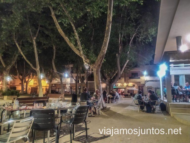 Dónde salir de noche en Iniesta.