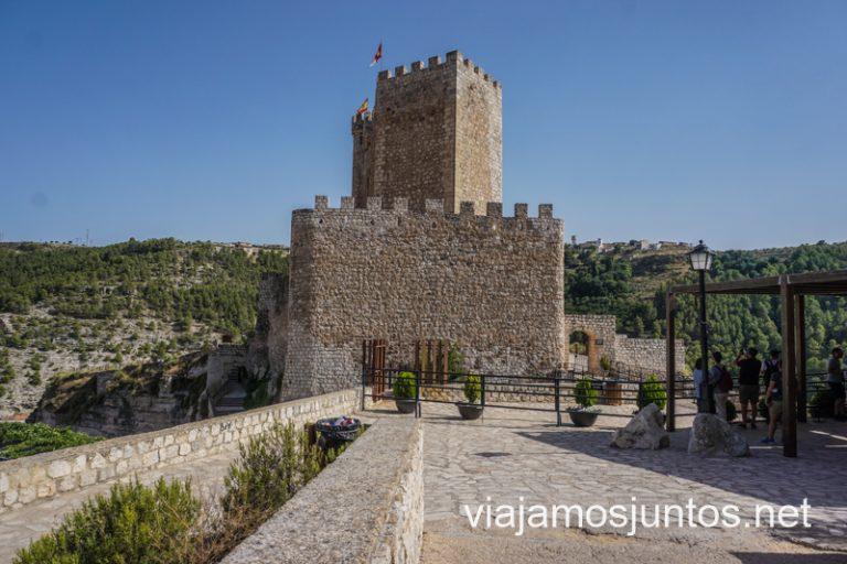 Castillo de Alcalá del Júcar. Castilla-La Mancha