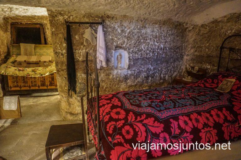 Casa-cueva del Castillo. Ruta del Vino de la Manchuela. Castilla-La Mancha