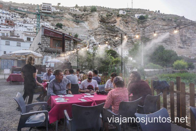 Fogones el Chato, Alcalá del Júcar.