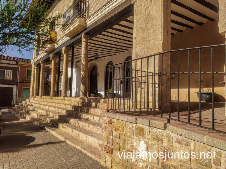Qué ver en Iniesta, Castilla-La Mancha. Ruta del Vino de la Manchuela.