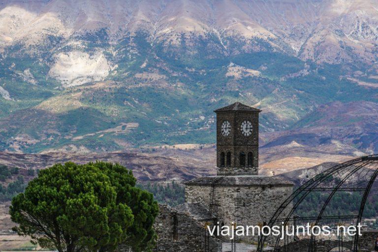 Gjirokastrë. Ruta por Albania por libre en transporte público (15 días).