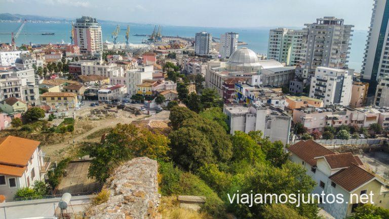 Durrës. Ruta por Albania por libre en transporte público (15 días).