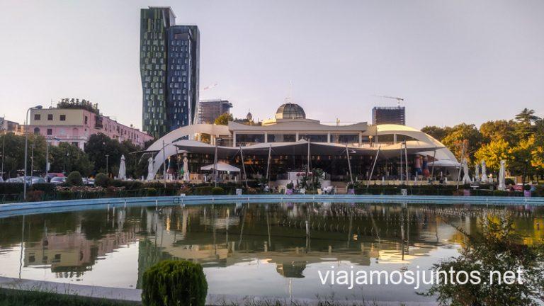 Tirana. Ruta por Albania por libre en transporte público (15 días).